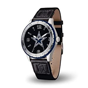 Dallas Cowboys Mens Watch - Player by Hall of Fame Memorabilia
