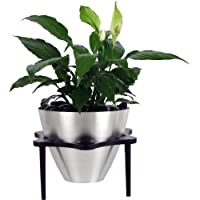 Oso Polar Indoor & Tabletop Planter Kit - Bullet Style - Aluminum