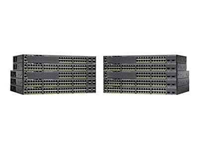Cisco Catalyst 2960X-48LPS-L - switch - 48 ports - managed - desktop, rack-mountable