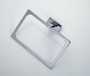 2 wt wt13 anneau porte serviette porte serviette en laiton avec finition chrome. Black Bedroom Furniture Sets. Home Design Ideas