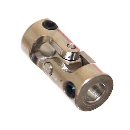 1x-Mini-Kardangelenk-5mm-Wellenkupplung-fr-Modellbau-Verbinder-Schiffswelle-Gelenkwelle-Kreuzgelenk-Wellenverbinder-Neu-Joy-Button-5mm
