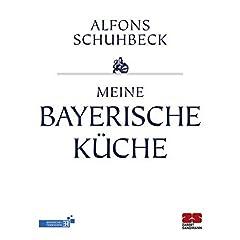 Umschlag von 'Meine bayerische Küche'