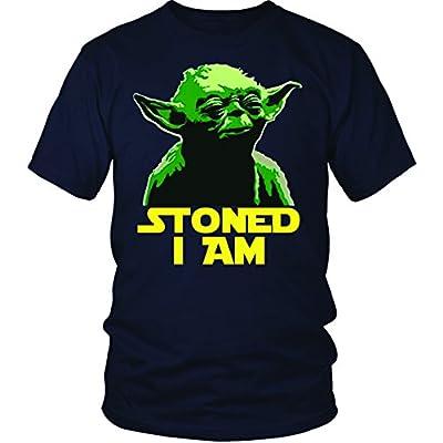 Stoned Yoda T-shirt - 420 Stoner Weed