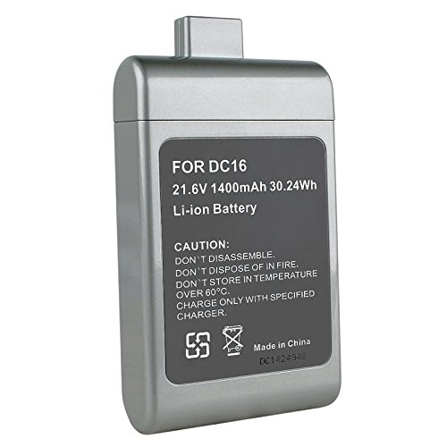 Everydaysource® Compatible With Dyson Dc16 Root 6 Two Packs 21.6V 14Oomah Compatible Li-Ion Battery front-2712