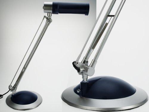 Design Tischlampe Tischleuchte Schreibtischlampe Blau