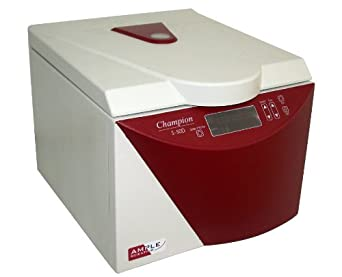 Ample Scientific Champion S-50D Bench-Top Centrifuge, 0-120mins Timer, 300-5000rpm Speed, 15ml Rotor