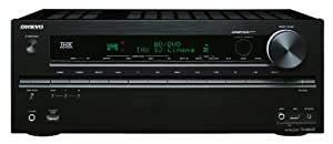 Onkyo TX - NR609 7.2 Channel Network THX Certified A/V Receiver (Discontinued by Manufacturer)