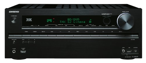 Onkyo TXNR609 Home Cinema Receiver Black Black Friday & Cyber Monday 2014