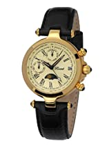 Bossart Watch Co. Vintage BW-0601-GW Automatic Watch for Him Golden Case