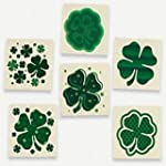 Patterned Shamrock Irish Tattoo's (se...