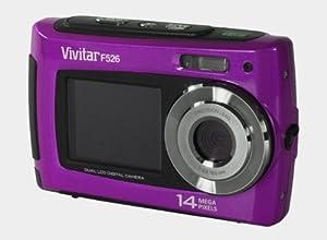 Vivitar VF526-PUR-BOX-IT Appareil photo numérique étanche 2,4