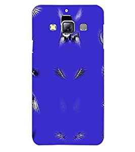 SAMSUNG GALAXY A3 WINGS Back Cover by PRINTSWAG
