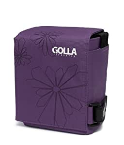 Golla Sun Sac pour Appareil Photo Taille S Violet