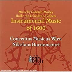 VARIOUS:Instrumental Music of 1600