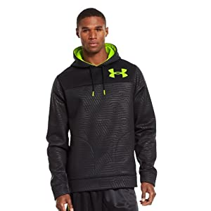Under Armour Mens Armour® Fleece Storm Eyenit Hoodie by Under Armour