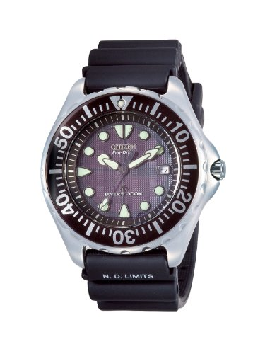 Citizen Men's Eco-Drive 300 Meter Professional Diver Watch #BN0000-04H