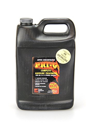 PRI-G Fuel Stabilizer- Gallon Size Unit Treats 2040 Gallons of Fuel