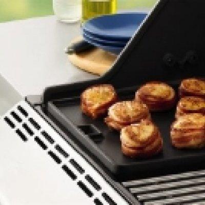 Weber 7404 Gusseiserne Wendeplatte für Grill Summit E 450 / 650 kaufen