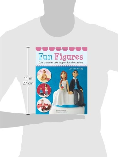 Fun Figures Cute Character Cake Toppers For All Occasions