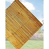 Garden Reed Fence Screening 4m x 2m
