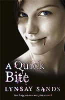 A Quick Bite: An Argeneau Vampire Novel