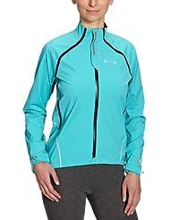 Odlo 410181 Veste de vélo pour femme Defender Vert Taille L