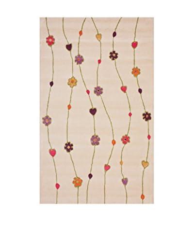 Tapis a Porter Teppich Kids Concept beige 90 x 150 cm