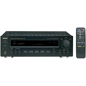 TEAC AG-790A Stereo Receiver (Discontinued by Manufacturer)