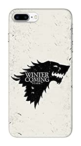 Pinklips Shopping Apple iPhone 7 Plus / iPhone 7+ Game of Thrones Design - GOT Hard Case Back Cover