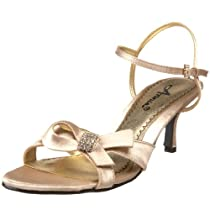 Annie Shoes Women's Engagement Ankle-Strap Sandal