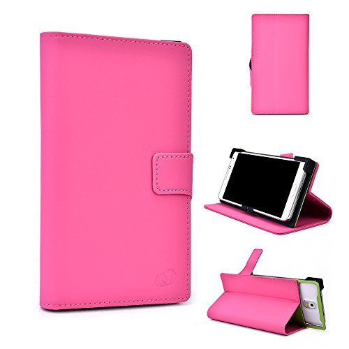 kroo-magenta-protective-case-fits-universal-fit-blu-dash-50-win-hd-vivo-iv-with-stand-function