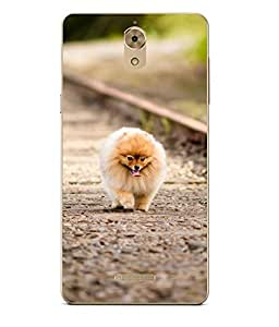 Case Cover Dog Printed Multicolor Soft Back Cover For Coolpad Mega