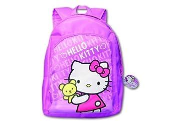 Hello Kitty mochila con accesorios i...
