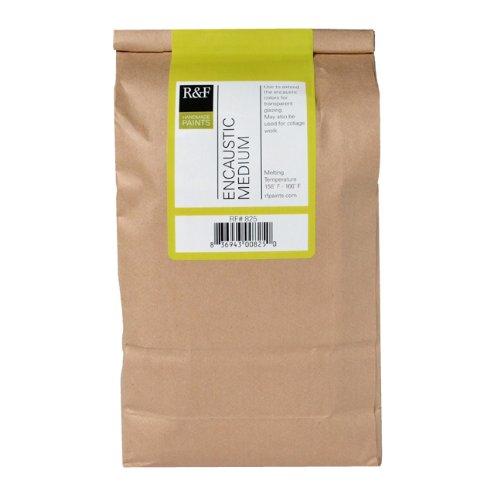 R&F Handmade Paints 2-Pound Encaustic Bagged Pellets, Medium (Encaustic Supplies compare prices)