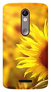 TrilMil Printed Designer Mobile Case Back Cover For Motorola Droid Turbo 2