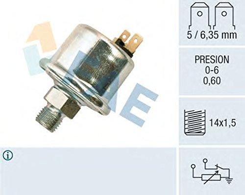 FAE 14580 Sensor, Öldruck
