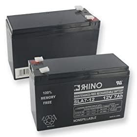 12 Volt 7 Ah Sealed Lead Acid Battery