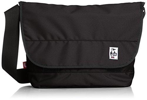 [チャムス] CHUMS Eco Messenger Bag CH60-2021 Black (Black)