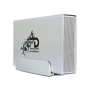 Great buy! Fantom GreenDrive 500 GB USB 2 0Firewire