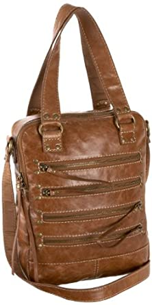 Nine West Vintage America Maraka Small Convertible Tote,Natural,one size
