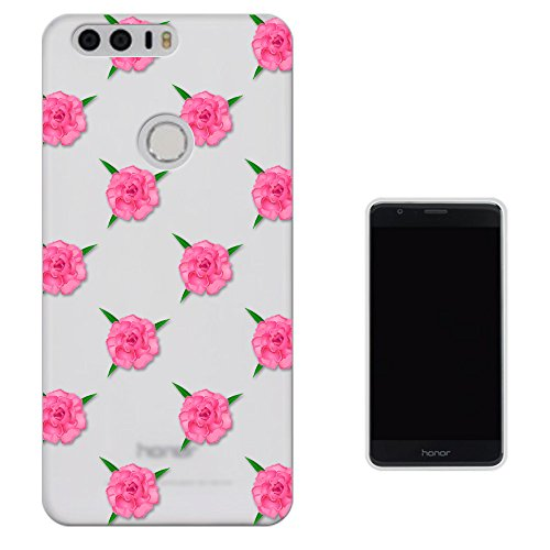 c0791-collage-baby-pink-carnation-roses-shabby-chic-design-huawei-honor-8-fashion-trend-silikon-hull