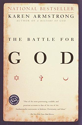 The Battle for God, Armstrong, Karen