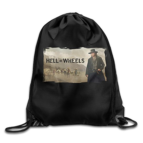KIM Hell On Wheels Training Gymsack Drawstring Bag (Inquisition Merchandise compare prices)