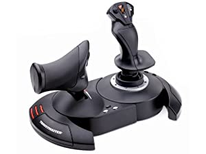 PC, PlayStation 3 - T-Flight Hotas X