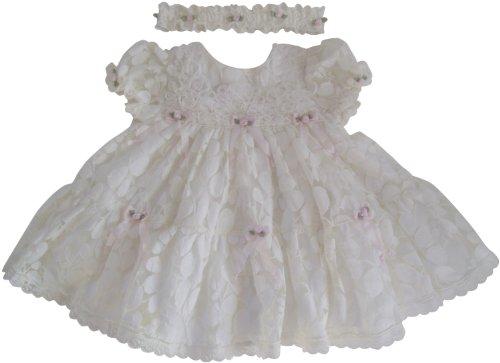 Newborn Baby Bonnets front-1069420