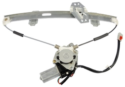 Dorman 741 734 front driver side replacement power window for 1998 honda civic power window regulator