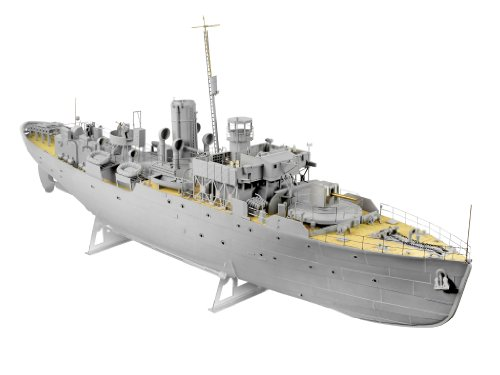 Revell - Flower Class Corvette - Platinum Edition - 1:72 - 05112 - NEW