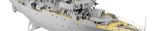 1/72 フラワー級駆逐艦 コルベット (プレミアム・エディション/エッチング付)