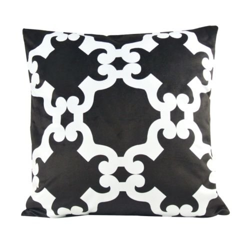 Black And White Vintage Bedding front-823469