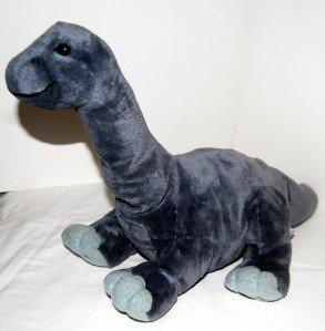 Brontosaurus Dinosaur : Kohls Plush - 1